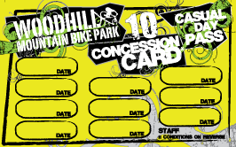 10 Day Concession Pass